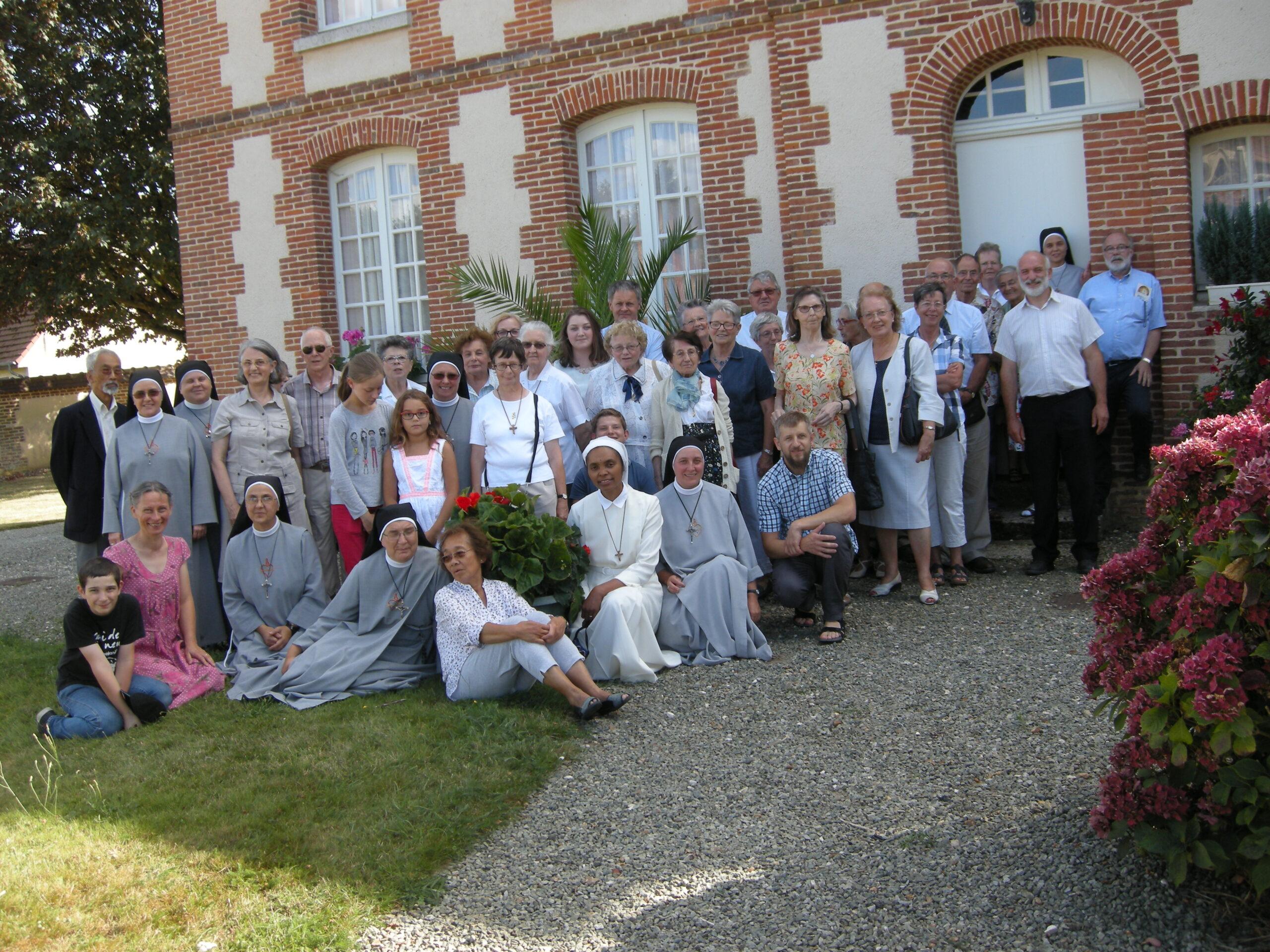 Grace pour la beatification de mere Klara Szczęsna