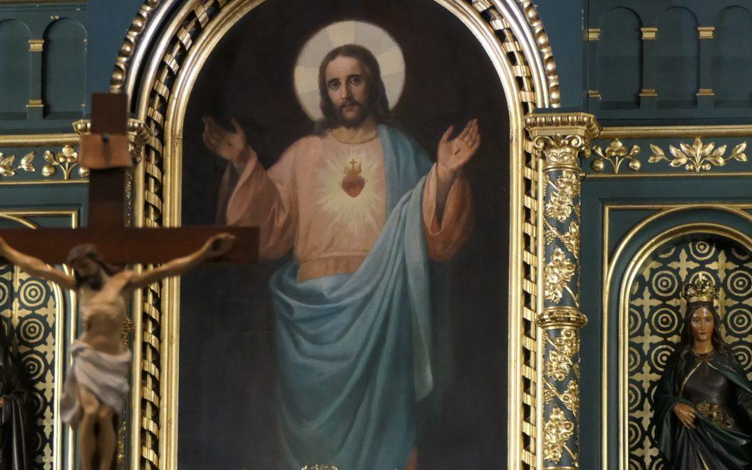 Fête du Sacré-Coeur CRACOVIE